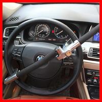 Car steering wheel lock car anti-theft lock retractable car steering lock type Auto accessories anti theft security with 2 keys
