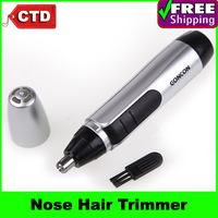 Electric Nose Ear Face Hair Trimmer Shaver Clipper Cleaner,