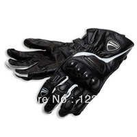Free shipping!!DUCATI GLOVES SPORT 2013 Bike Bicycle Motocross riding gloves motorbike Racing Motorcycle Gloves-Color Black