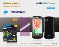 Nillkin gold channel  for SAMSUNG   w609 mobile phone film w609 protective film scrub membrane fingerprint