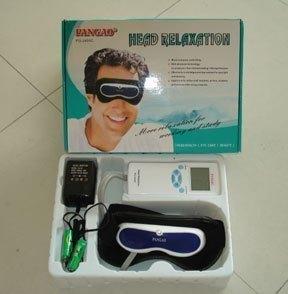 Heated massage blindages eye care massage apparatus beauty equipment