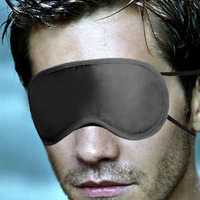 Wholesale 10pcs/lot Nap Cover Blindfold Sleeping sleeping cover eye mask Rest Travel sleep mask E0751