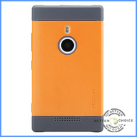Original Brand Retail Package High Impact Shock Proof Hybrid Case Cover for Nokia Lumia 925, Free Shipping