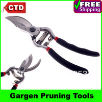 8 inch 200mm Garden Orchard Flower Fruit Tree Branch Pruning Scissors  Pruner Shear Pruning Tools,
