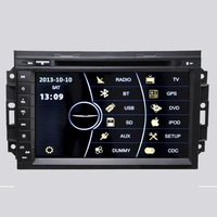 Car DVD with GPS  for Chrysler 300C(2004 ----2006 year ) Supporting 3G and virtual 8 Disc exchanger