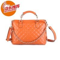 women's fashion handbag casual women's handbag fashion one shoulder cross-body handbag chain bag  Free Shipping
