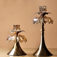 Fashion french style new classical decoration luxury hodginsii crystal mousse - lotus