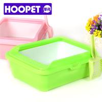 2014 Cat pet supplies cat litter basin double layer litter box pet bianpen cat litter shovel