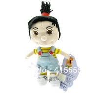 hot sale Despicable Me Stuffed Animals & Plush Toys The soaring braid girl Agnes free shipping 18cm