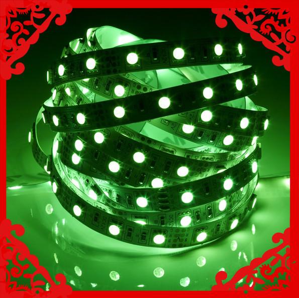GREEN COLOR DECORATE non-waterproof SMD3528 300leds LED tape light, LED ribbon light,LED flexible light, LED stripe light,(China (Mainland))