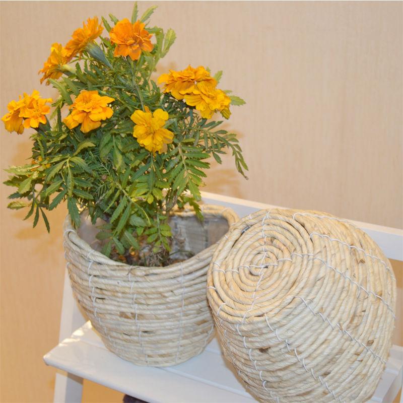 Garden Flower Pot Small Plant Pot Garden Planter And Pots