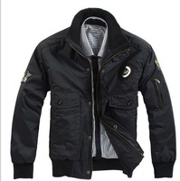 Free shipping 2013 new Men's down jacket Winter overcoat Outwear Winter jacket wholesale and retail  2 colors, M-L,