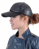 2012 genuine leather hat general sheepskin hat truck cap truck cap baseball cap