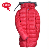 new Children's clothing down coat female child down coat child coat medium-long down child down coat  parkas