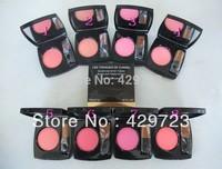 1pcs/lot New DUO EFFET TWEED BLUSH Will brush!!!Free shipping!!