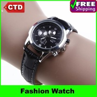 2013 Brand New Fashion Sport Women Leather Wrist Watch, Digital Quartz Watch With Factory Cheap Price,