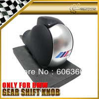 For BMW M-TEC M Power ///M Black Gear Knob Automatic AT (Please let us know your fitment: Type A or Type B)