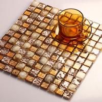 617 glass mosaic shell mosaic tile wall stickers resin mosaic