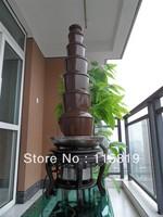 110cm height  7layers fountain chocolate