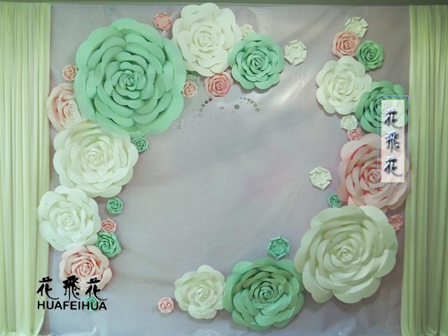 Paper Flower Design Promotion-Online Shopping for Promotional ...