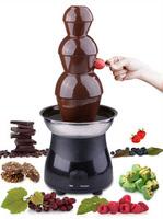YY-850 chocolate fountain free shipping