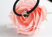 TS009 Min.order Is $10(mix order) apple hair design elastic hair bands women children girls ponytail holder accessories 10/lot