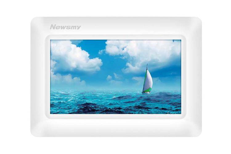 Newman digital photo frame newman d07a 7 screen digital photo frame electronic photo album(China (Mainland))
