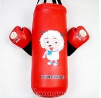 Children's boxing sandbag sanda sandbags household solid taekwondo muay Thai martial arts training
