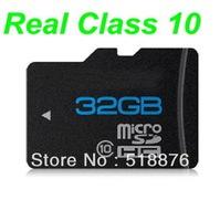 New 32G MICRO SD CARD CLASS 10 MICROSD MICRO SD HC TF FLASH MEMORY CARD REAL 32 GB