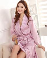 Free shipping Nightdress nightgown suit tracksuit casual wear Summer spaghetti strap sleepwear female silk twinset home skirt