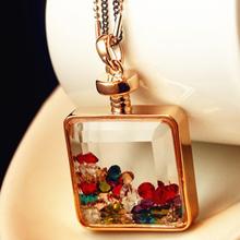 popular crystal glass perfume bottle