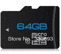 Free chinapost SD 64GB class 10 Micro SD Memory Card TF 64 GB, 64G