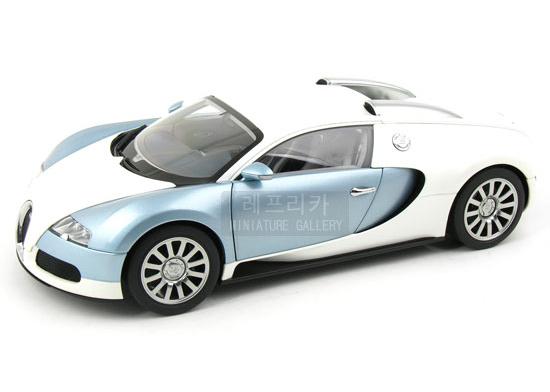 brand new autoart 1 18 scale bugatti eb 16 4 veyron grey silver diecast metal. Black Bedroom Furniture Sets. Home Design Ideas