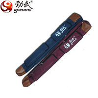 Fitness martial arts supplies single tier sword bags blue red 1.15cm