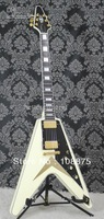 Hot Selling Guitar 6 Strings Electric Guitars guitar Custom  White Rare! 100% Excellent Quality electric guitar