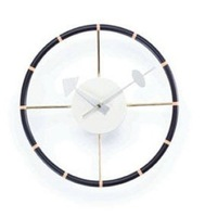 George nelson Steering wheel wall clock /factory price  clock,free shipping
