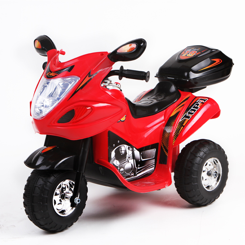 Child electric motorcycle electric bicycle child tricycle baby electric car toy buggiest electric car for kids ride on(China (Mainland))