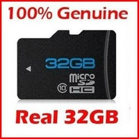 2013 Brand NEW 32GB MICROSD CLASS 10 MICRO SD HC MICROSDHC TF FLASH MEMORY CARD REAL 16GB 32 GB 32GB WITH SD ADAPTER