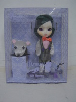 free shipping Diprivan mini doll dormouse  mouse Pullip blythe doll lovely toy gift for girls