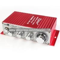 F570A 60PCS/LOT Kinter MA-180 MINI USB HI-FI Stereo Car Amplifier