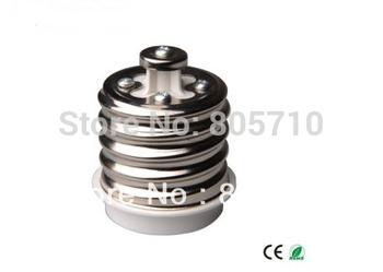 E40 to E27, E27 Lamp Holder to E40 Lamp Base converter, 70g/pc lamp holder converter, PBT Material, high quality