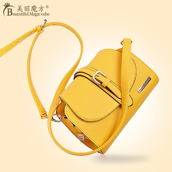 Magic cube small fresh shaping messenger bag fashion shoulder bag casual new arrival women's handbag