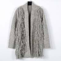 Autumn women's 2013 plus size sweater cardigan female wool