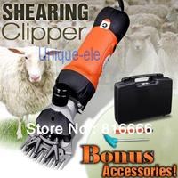 350w Electric Shearing Supplies Clipper Shear Sheep Goats Alpaca Farm Shears