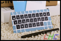 PS shortcuts sticker keyboard sticker for photoshop ps tool easy life