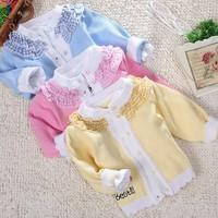 Свитер для мальчиков 4 pcs/lot Children Kids Sweater Boys Colorful Cardigans Autumn Spring Wear Jacket Coat FF682