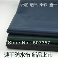 Wholesale Waterproof synthetic fabrics / sun tarp tent fabric car with hood  A325