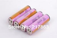 2PCS Protected 100% New Original Samsung 3.7V 18650 ICR18650-26F 2600mAh Li-ion Battery With PCB+ Free Shipping