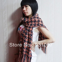 2013 scarf female autumn and winter circle yarn thermal tassel muffler scarf general lovers design