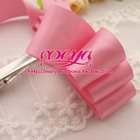 5 25mmdiy bow hair accessory handmade 152 materials